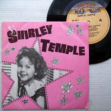 Shirley Temple AUSTRALIAN Reissue 45 PS 4 song ep CASABLANCA strong VG+ e9246
