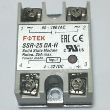 1 pcs FOTEK SSR-25DA-H solid state relay
