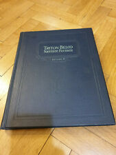 TRITON BELCO Sanitaere Formen Sanitary Forms Katalog T, 1930, Bath Sink etc.
