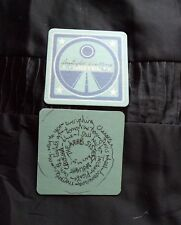 The Webb Sisters Daylight Crossing Record Company Promotional Coaster