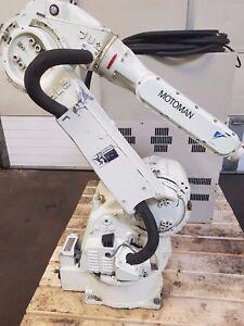 Yaskawa Motoman UP20 Robot with XRC controller - Refurbished
