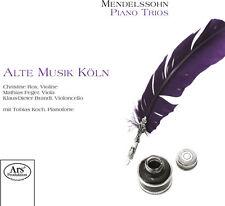Alte Musik K ln - Piano Trios: No1 & No2 / Romance Sans [New SACD] Hybrid SACD