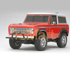 Tamiya 1:10 CC-01 Ford Bronco 1973 EP 4WD 4x4 RC Cars Truck Off Road #58469