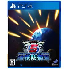 Earth Defense Forces 5  SONY PS4 PLAYSTATION 4 JAPANESE Version