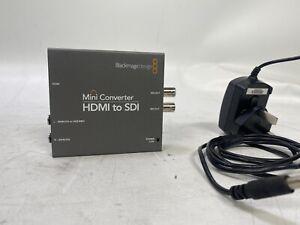 Black Magic design Mini converter HDMI to SDI