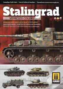 Stalingrad Colors. German and Soviet Camouflage in the Battle of Stalingrad