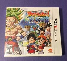 Dragon Ball Fusions (3DS) NEW