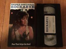 Rockabye (Ultra Rare Vintage VHS OOP 1998) Valerie Bertinelli MINT