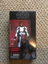 "Star Wars black series clone commander 6"" Obi-Wan Kenobi Action Figure"