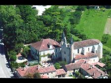 LECTOURE (32) SAINT GENY ,MONASTERE SAINTS CLAIR & MAURIN Eglise Orthodoxe SERBE