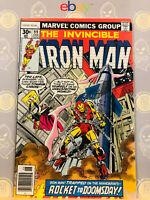 Invincible Iron Man #99 (8.5) VF+ 1977 Bronze Age Key Issue