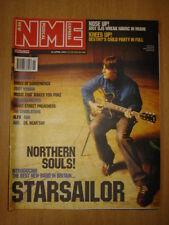NME 2001 APR 14 STARSAILOR STEREO MC'S MANICS ALFIE ASH
