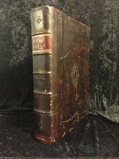 1602 Rare Bishops Bible COMPLETE Title 1611 KJV Woodcut HUGE
