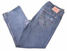 LEVI'S Mens 751 Jeans W38 L36 Blue Cotton Straight  DZ12