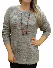 Women's No Pattern Polyamide None Jumpers & Cardigans