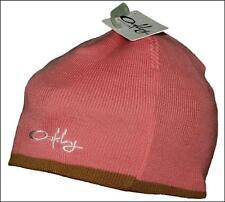 BNWT Authentique Oakley bonnet logo avant & DOS ROSE NEUF