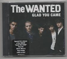 The Wanted Glad You Came 2012 CD Single 2 Track Mixin Marc Remix