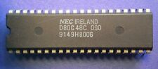 uPD80C48C    8-BIT  SINGLE-CHIP CMOS MICROCOMPUTER -  NEC