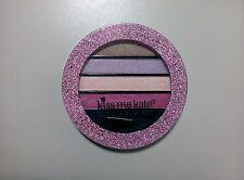 Kiss Me Kate Shimmer Eye Shadow Set In Pink Glitter Case