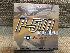 """Dragon Wings-Warbirds 1:72 P-51D Mustang, """"Millie P"""", 343rd FS, 55 FG, No. 50003"""