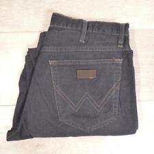 "Mens WRANGLER Texas 32""W 28""L Blue Vintage Needle Cords Corduroy Jeans #C3184"