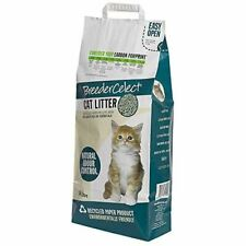 Breeder Celect Biodegradeable Paper Cat Litter 20ltr