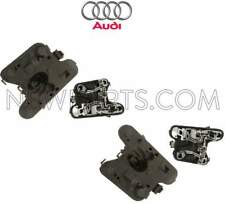 NEW Audi A4 Quattro Pair Set Of Left & Right Tail Light Bulb Holders GENUINE