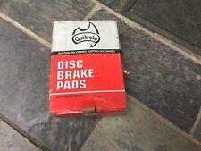 VW TOUAREG PORSCHE CAYENNE FRONT BRAKE PADS N.O.S. DB1676