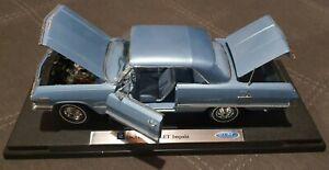 Vintage Welly 1963 Impala CHEVROLET SS 2 DOOR Hardtop