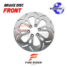 FRW 1x Front Brake Disc Rotor For SUZUKI VS 1400 GL P INTRUDER87-04 99 00 01 02