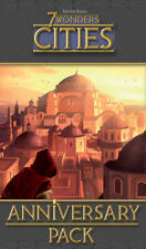 7 Wonders Board Game: Cities Anniversary Pack Expansion by Asmodee Games ASMSEV1