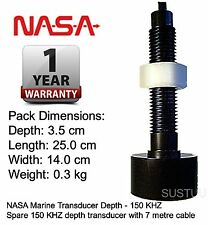NASA Marine Transducer Depth - 150 KHZ with 7 metre cable