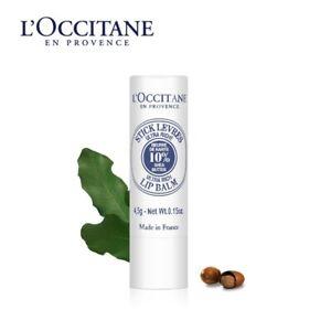 L'Occitane Shea Butter Ultra Rich Lip Balm 4.5g Nourish Repair Soften *FreePost