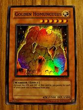 """Yugioh Holo WC6-EN001  """"Golden Homunculus"""" NMint-Mint"""