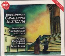 MASCAGNI: cavalleria Rusticana di Renata Scotto, Plácido Domingo (1997)