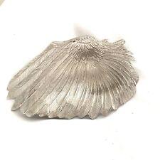 Nate Berkus Silver Angel Wing Aluminum Decor Bowl Dish (67