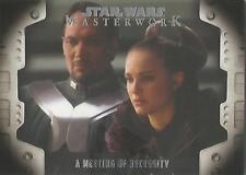 Star Wars Masterwork 2017 - LP-1 Evolution of the Rebel Alliance Chase Card