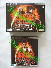 TEKKEN 6 PS3 Wireless Arcade Stick Bundle And TEKKEN 6 Limited Edition New in Bo