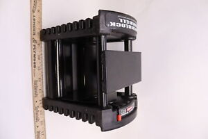 PowerBlock Urethane Weight Cage Assembly Black
