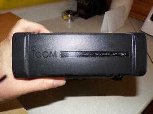 Icom AT - 180 50mhz Auto Antenna Tuner