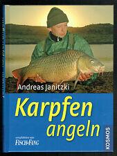 KARPFEN ANGELN - DER SICHERE WEG ZUM FANGERFOLG
