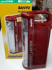 Sanyo NL-F580 Rechargeable Charge Emergency Krypton Torch Tubelight Spotlight