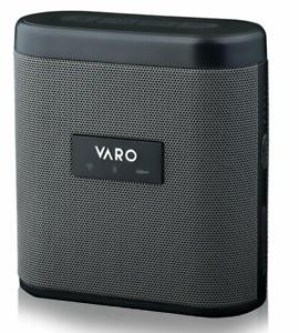 VARO Portable WiFi Bluetooth Speaker Water-Resistant Sidekick WPS-603