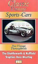 Sports Cars VHS Films