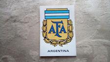 Panini World Cup Story Sticker Nr 26 Argentina Logo