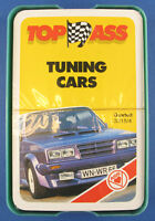 Quartett - TUNING CARS - ASS 3315/4 - NEU in Folie - 1985 - Auto Kartenspiel