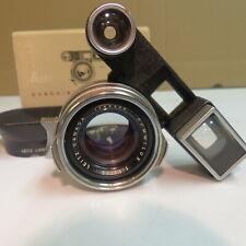 Leica M Summilux 1.4/35 mm Canada 1st version with OLLUX M3/5
