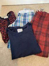 Jack Wills Pyjamas Bundle Size 8 And 10