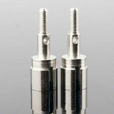 RC HSP 02033 Silver Wheel Axle 2PCS For HSP 1:10 On-Road Car Buggy Truck Silver