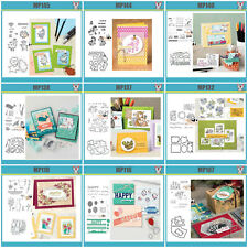 MP107 GAME ON Dies and Stamp Set Scrapbooking